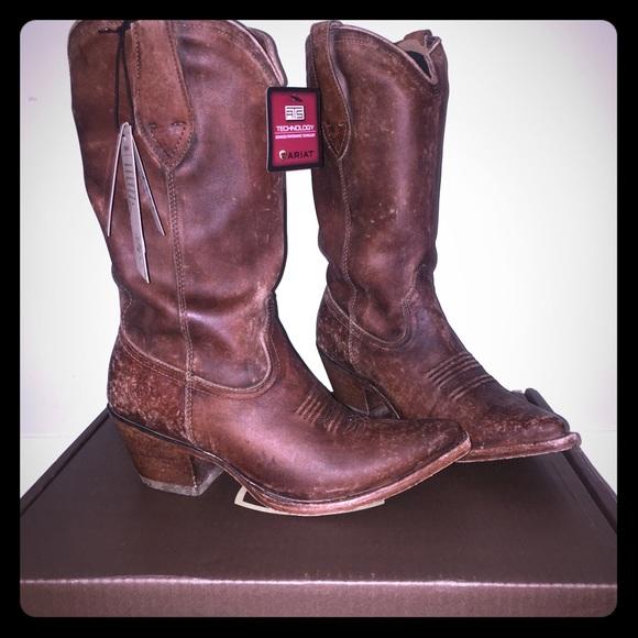 e3f6e01753d Ariat Josefina cowboy boots